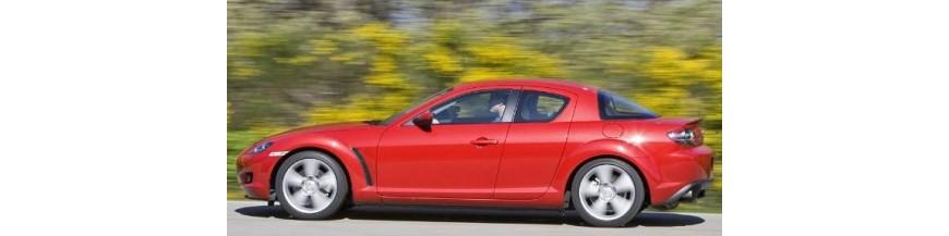 Barras Mazda RX-8 de 2003 a 2012