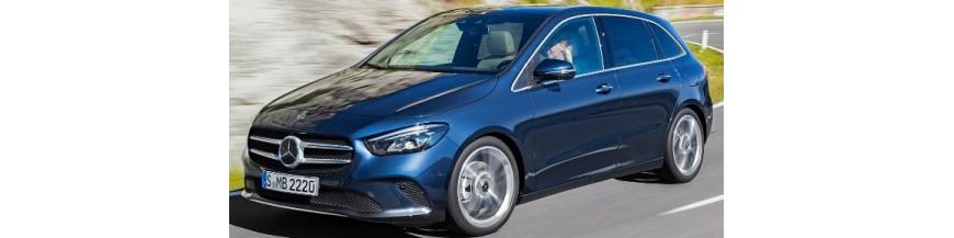 Barras Mercedes CLASE B (W247) de 2018 a 2025