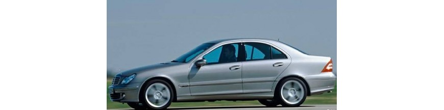 Barras Mercedes CLASE C (W203) de 2000 a 2007