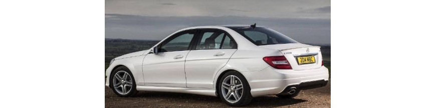 Barras Mercedes CLASE C (W204) de 2007 a 2014