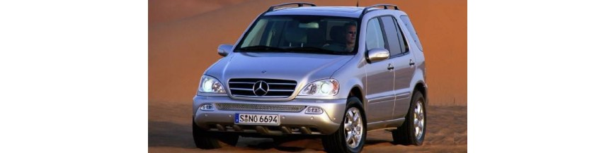 Barras Mercedes CLASE M (W163) de 1997 a 2005