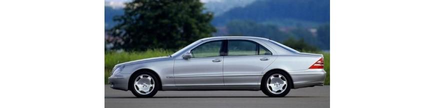 Barras Mercedes CLASE S (W220) de 1998 a 2005