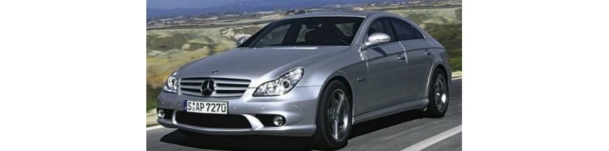 Barras Mercedes CLS (C219) de 2004 a 2010