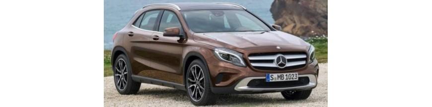 Barras Mercedes GLA (X156) de 2013 a 2022