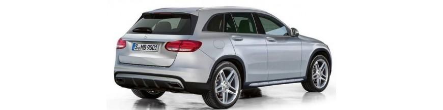 Barras Mercedes GLC (X253) de 2015 a 2023