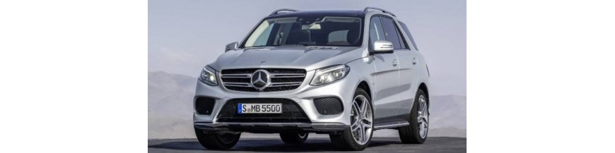 Barras Mercedes GLE (W166) de 2015 a 2019