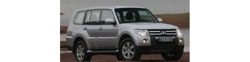 Barras Mitsubishi MONTERO (IV) (V80) de 2007 a 2016