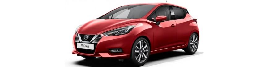 Barras Nissan MICRA (IV) (K13) de 2013 en adelante