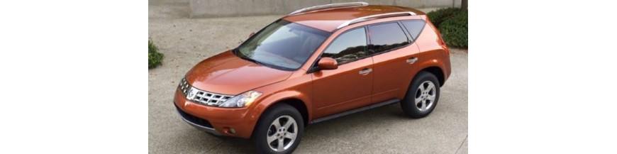 Barras Nissan MURANO I (Z50) de 2003 a 2008