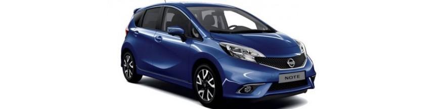 Barras Nissan NOTE (II) (E12) de 2013 a 2017
