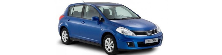 Barras Nissan TIIDA (C11) de 2007 a 2011