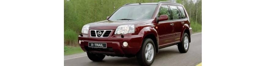 Barras Nissan X-TRAIL (I) (T30) de 2001 a 2007