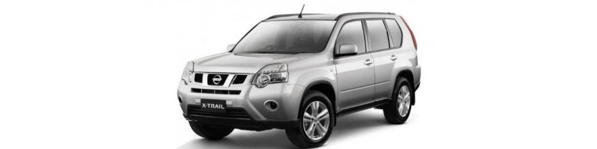 Barras Nissan X-TRAIL (II) (T31) de 2007 a 2014