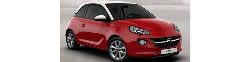 Barras Opel ADAM de 2013 en adelante