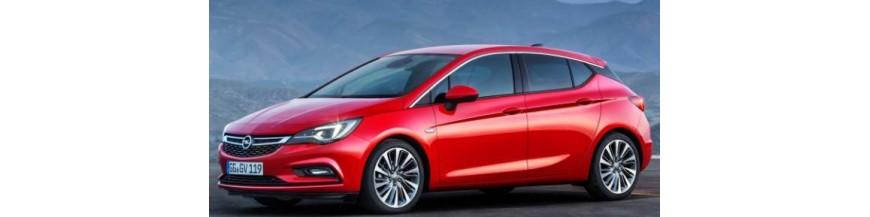 Barras Opel ASTRA (K) de 2015 a 2023