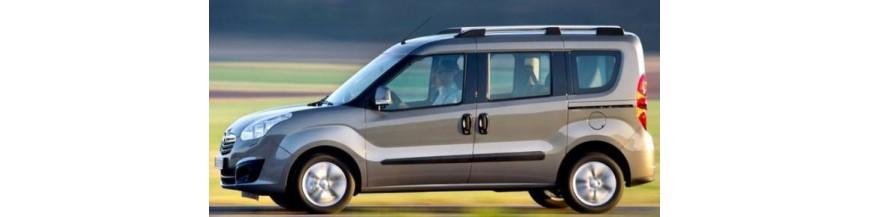 Barras Opel COMBO D de 2011 en adelante