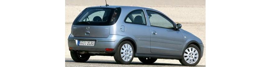 Barras Opel CORSA (C) de 2000 a 2006