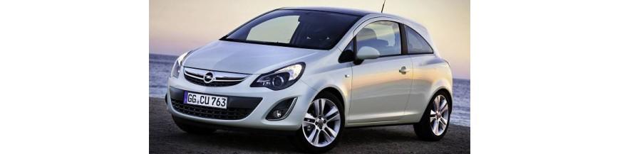 Barras Opel CORSA (D) de 2006 a 2015