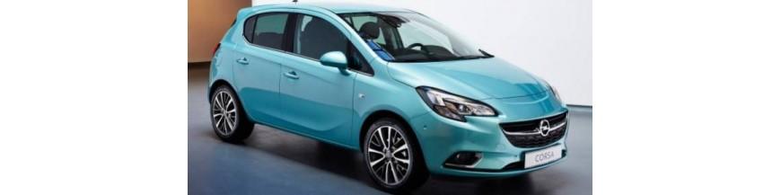 Barras Opel CORSA E de 2015 en adelante
