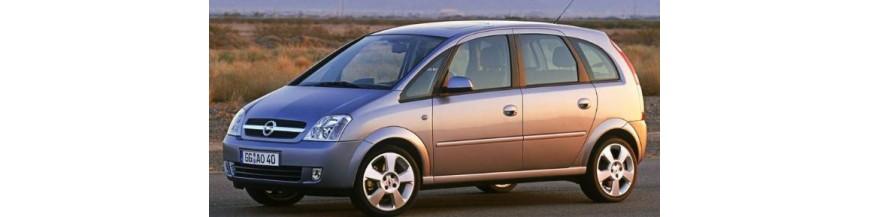 Barras Opel MERIVA A de 2003 a 2010