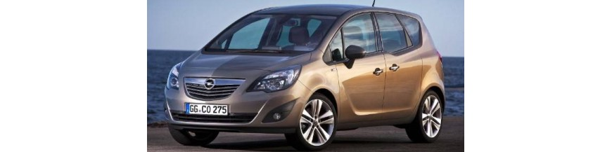 Barras Opel MERIVA (B) de 2010 a 2017