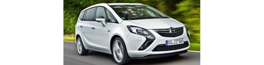 Barras Opel ZAFIRA TOURER (C) de 2012 en adelante