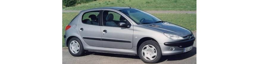 Barras Peugeot 206 de 1998 a 2012
