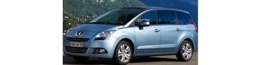 Barras Peugeot 5008 (I) de 2009 a 2017