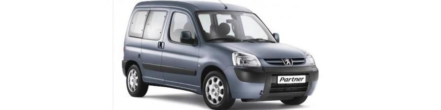 Barras Peugeot PARTNER (I) de 1996 a 2009