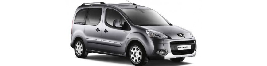 Barras Peugeot PARTNER (II) de 2008 en adelante