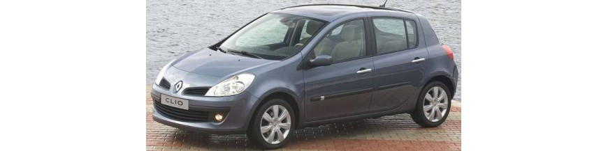 Barras Renault CLIO (III) de 2005 a 2014