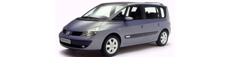 Barras Renault ESPACE (IV) de 2002 a 2015