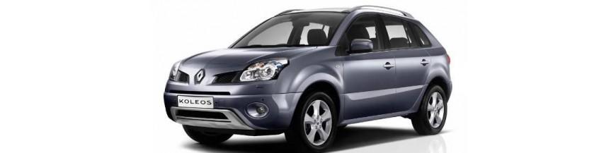 Barras Renault KOLEOS (I) de 2007 a 2016