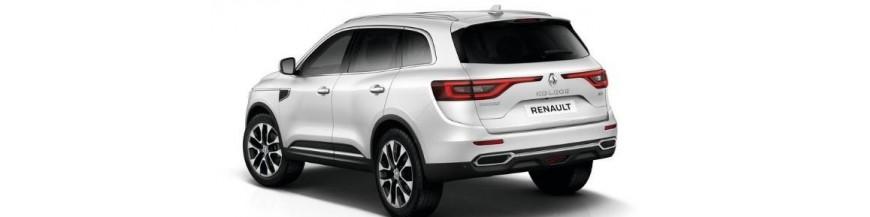 Barras Renault KOLEOS (II) de 2017 en adelante