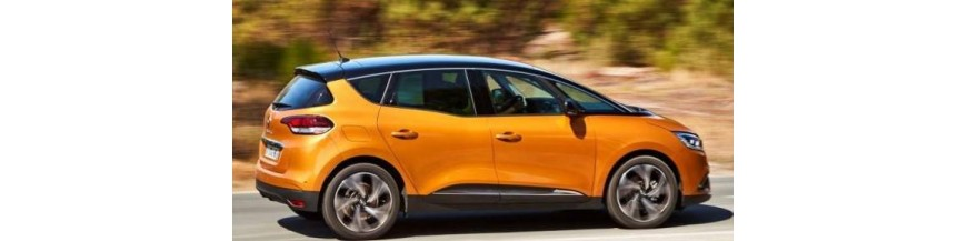 Barras Renault SCENIC (IV) de 2016 a 2024