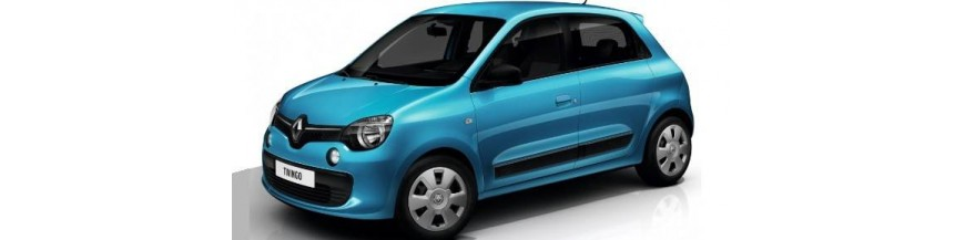Barras Renault TWINGO (III) de 2014 en adelante