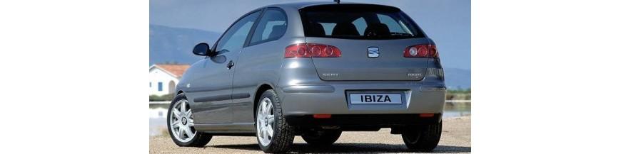 Barras Seat IBIZA (III) (6L) de 2002 a 2008