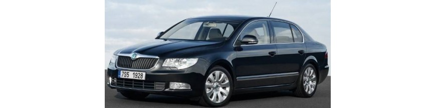 Barras Skoda SUPERB (II) de 2008 a 2015