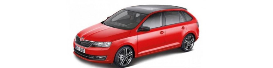 Barras Skoda SPACEBACK de 2013 a 2019