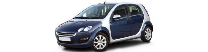 Barras Smart FORFOUR (I) de 2004 a 2006