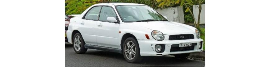 Barras Subaru IMPREZA (VII) de 2001 a 2007