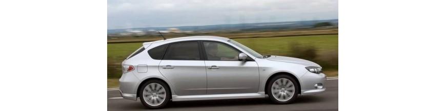 Barras Subaru IMPREZA (VIII) de 2007 a 2011