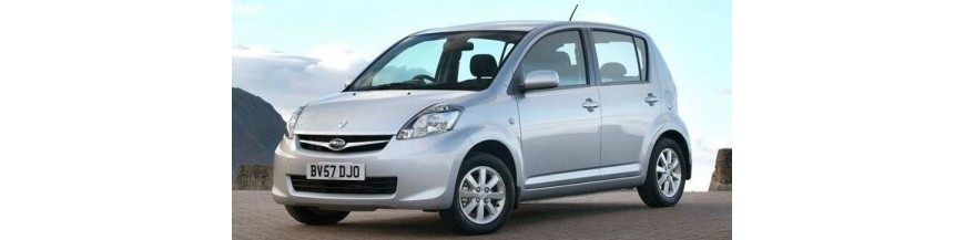 Barras Subaru JUSTY (IV) de 2007 a 2011