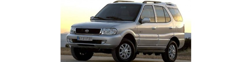 Barras Tata GRAND SAFARI (II) de 2006 a 2013