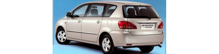 Barras Toyota AVENSIS VERSO (I) de 2001 a 2009