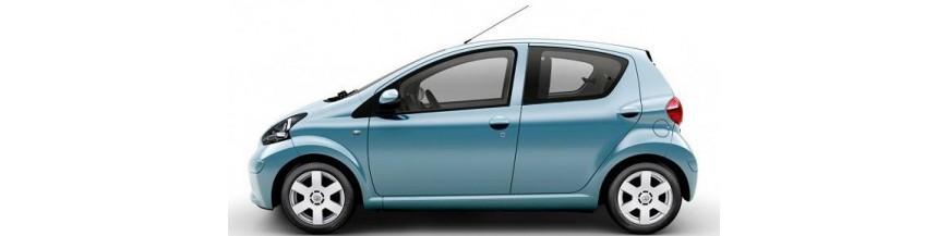 Barras Toyota AYGO (I) de 2005 a 2014