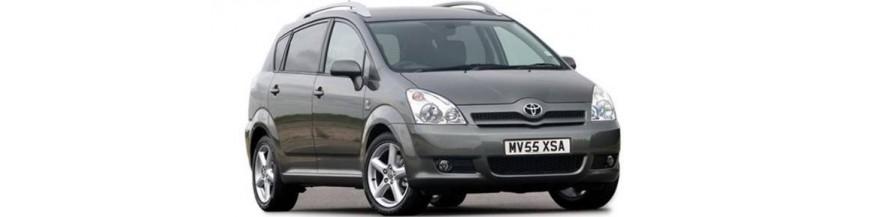 Barras Toyota COROLLA VERSO (II) de 2004 a 2009