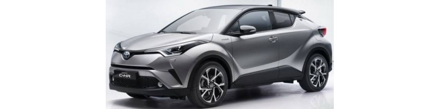 Barras Toyota C-HR (I) de 2017 en adelante