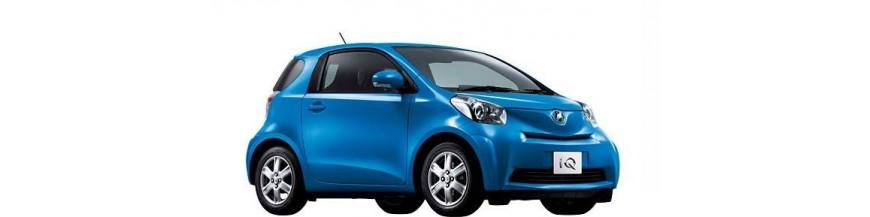 Barras Toyota IQ (I) de 2009 a 2014