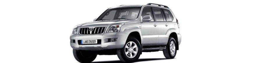 Barras Toyota LAND CRUISER (J12) de 2003 a 2009